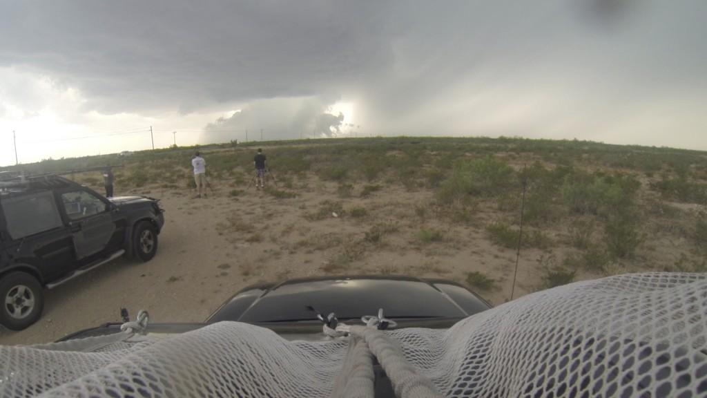 Pecos Tornado